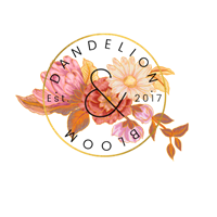 Dandelion & Bloom logo