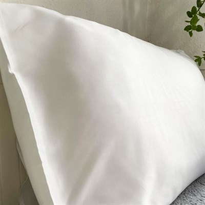 100% Organic Bamboo Silk Pillowcase