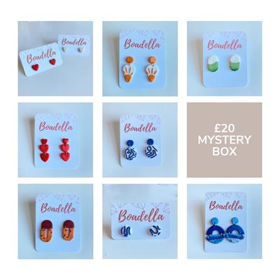 £20 handmade earring mystery box