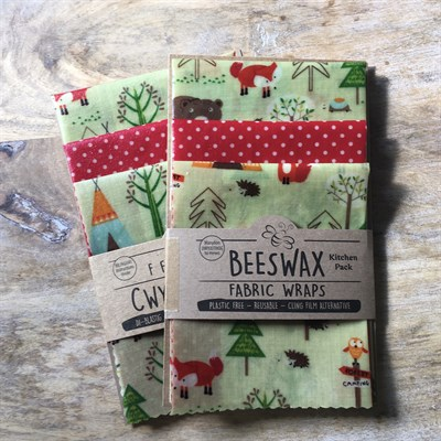 Beeswax Kitchen Pack