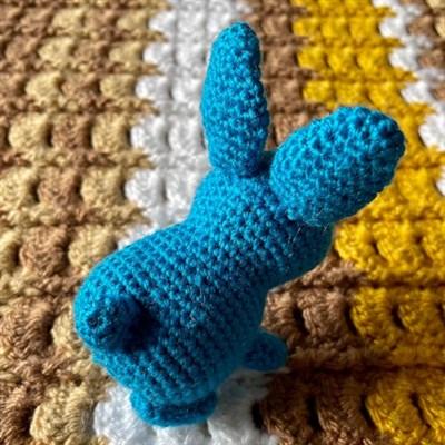 Cerulean bunny