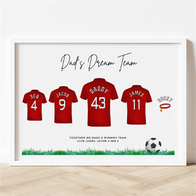 Dream Team Sample 2