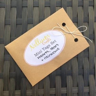Tags Packaged Ready for Posting
