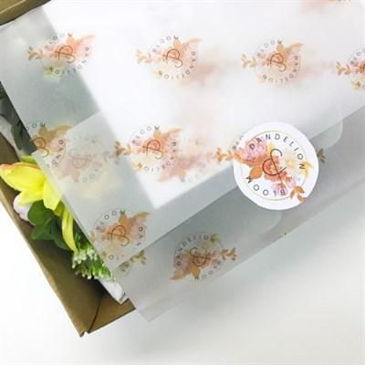 Make Your Own Flower Crown Kit branded packaging
