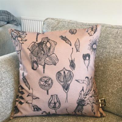 South American Flora Cushion