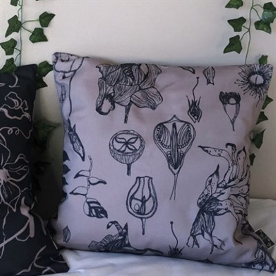 South American Flora Cushion Cover