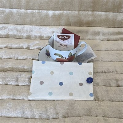 Spotty Tea Bag Wallet