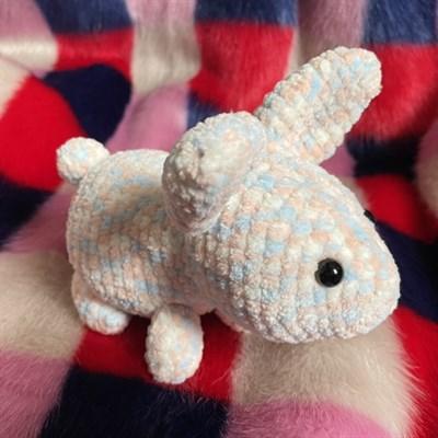 Trans Flag Bunny