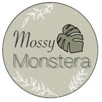 Mossy monstera