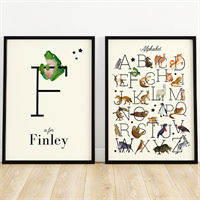 F is for Finley