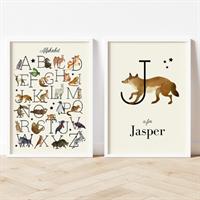 J is for Jasper