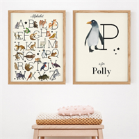 P is for Polly