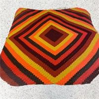 Geometric Blanket Crochet Pattern Pdf