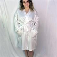 Bamboo Silk Robe/Kimono/Dressing Gown