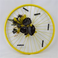 Black And Yellow Multi Photo Frame
