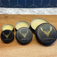 Wood Balm all tin sizes gallery shot 8