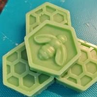 Bora bora honeycomb soy wax melts