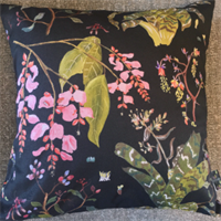 Botany Jungle Cushion Cover Front