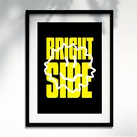 Bright Side - A3 Print