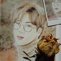 BTS Kim Seokjin Print