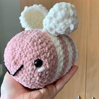 Crochet Bumblebee