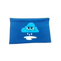 Crybaby Cloud Fabric Pouch