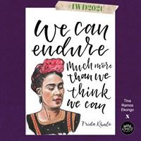 Frida Khalo IWD Print