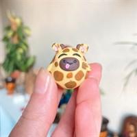 Giraffe cute eomycuti desk pal