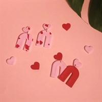 H A R P E R valentine earrings