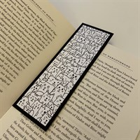 Double-sided Cat Bookmark