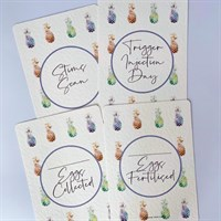 IVF Journey Milestone Cards Egg Collection Day gallery shot 13