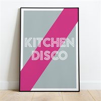 Kitchen Disco Print
