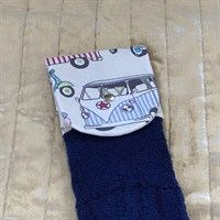 Kitchen Towel with a Camper Van Topper gallery shot 2