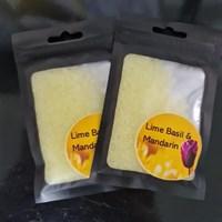 Lime,Basil & Mandarin Shimmering Crystal