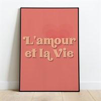 Love & Life Print