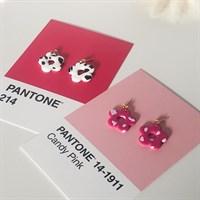 M A R N I E flower earrings