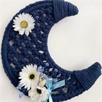 Macrame Blooming Moon