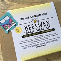 Make your own beeswax wraps kit
