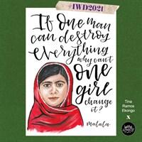 Malala IWD Print