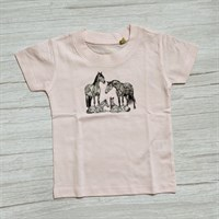 Mare And Foal T Shirt