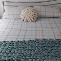 Large bed cushion