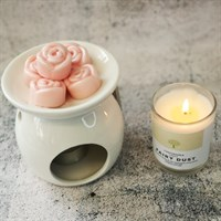 Mothers Day Wax Melt Gift Set Roses