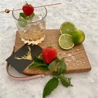 Oak Cocktail Board