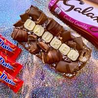 Personalised Chocolate Bar
