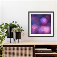Photographic Art Print All Shall Be Well in a room setting