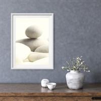 Photographic Art Print 'Serene Pebbles'