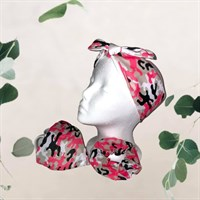 Pink Camouflage Pet & Owner Accessories