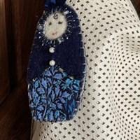 Pixie Blue Bag Charm