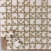 Preposterously difficult Jigsaw Puzzle Pieces gallery shot 15