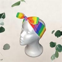Pride Rainbow Hair Tie
